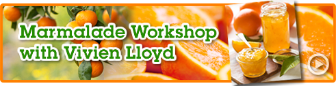 Marmalade Workshop with Vivien Lloyd