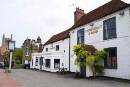 The George in Frant